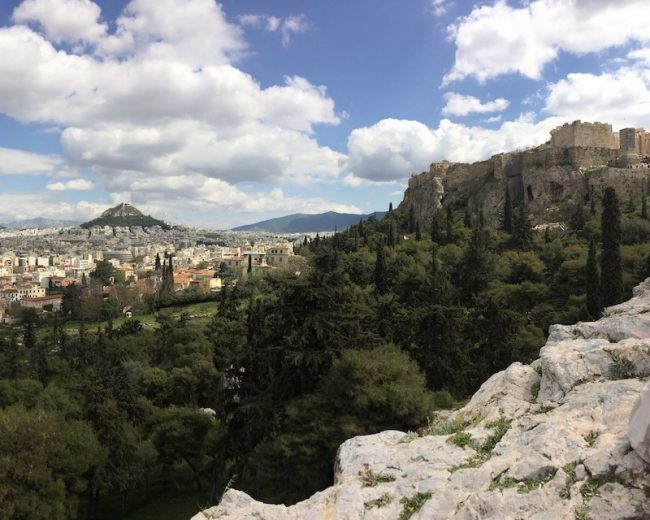 Atény Řecko