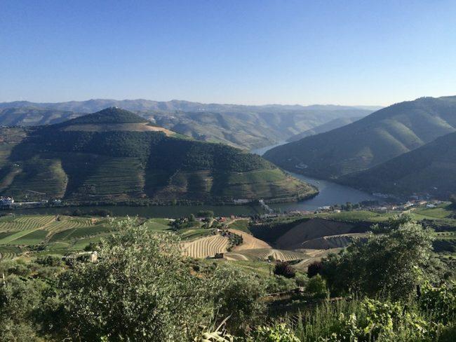Porto - údolí řeky Douro
