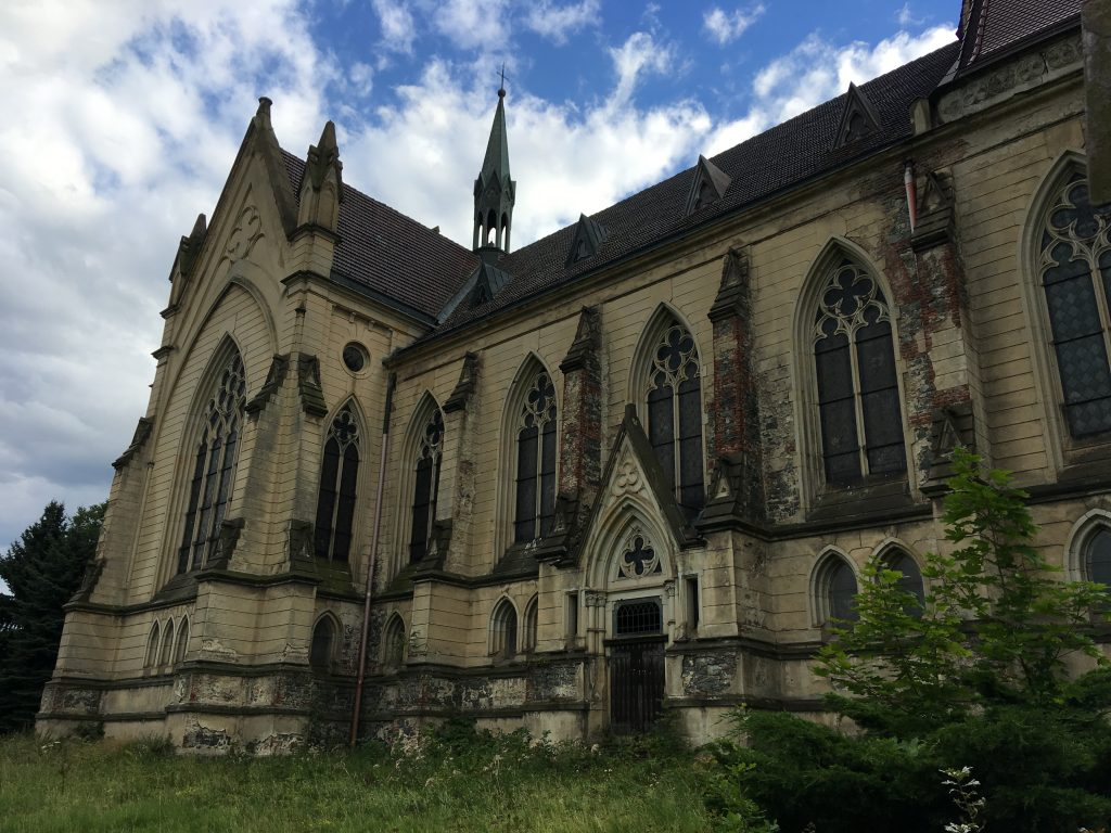 kostel sv. Karla Boromejského