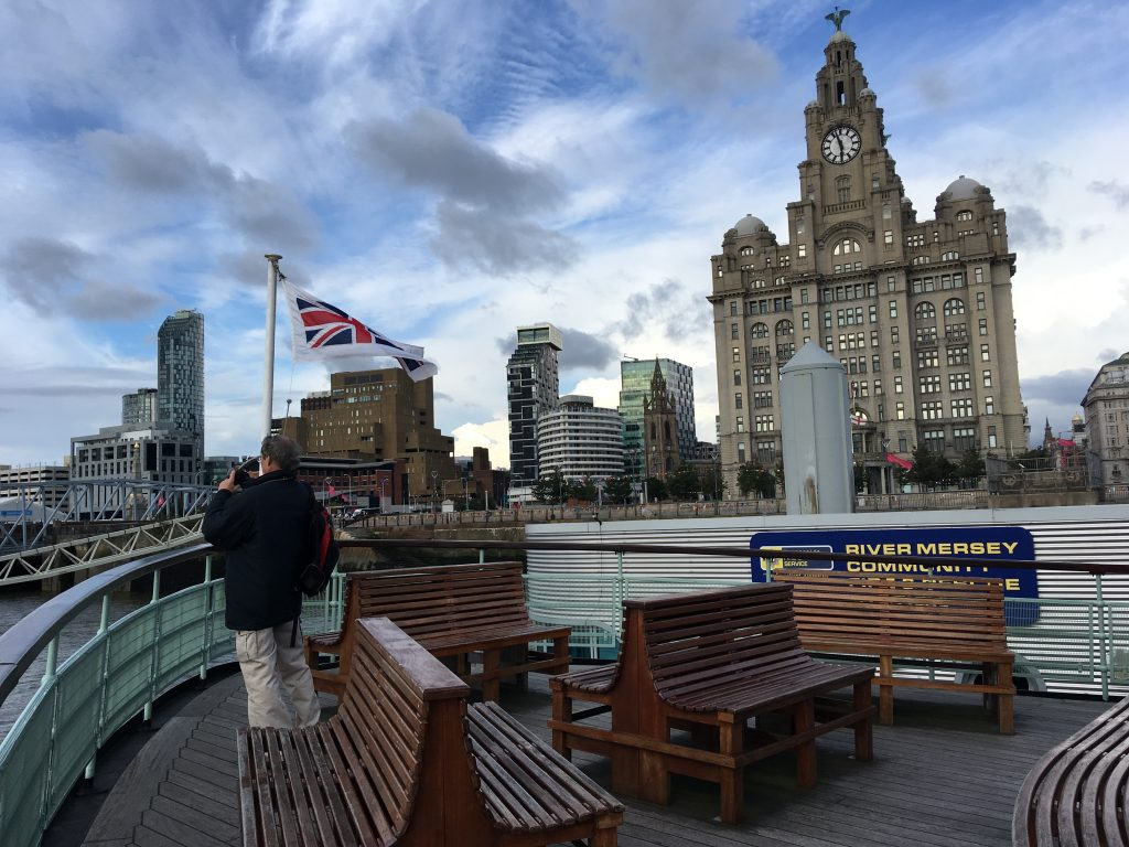 Třetí výlet s překpavením - Liverpool