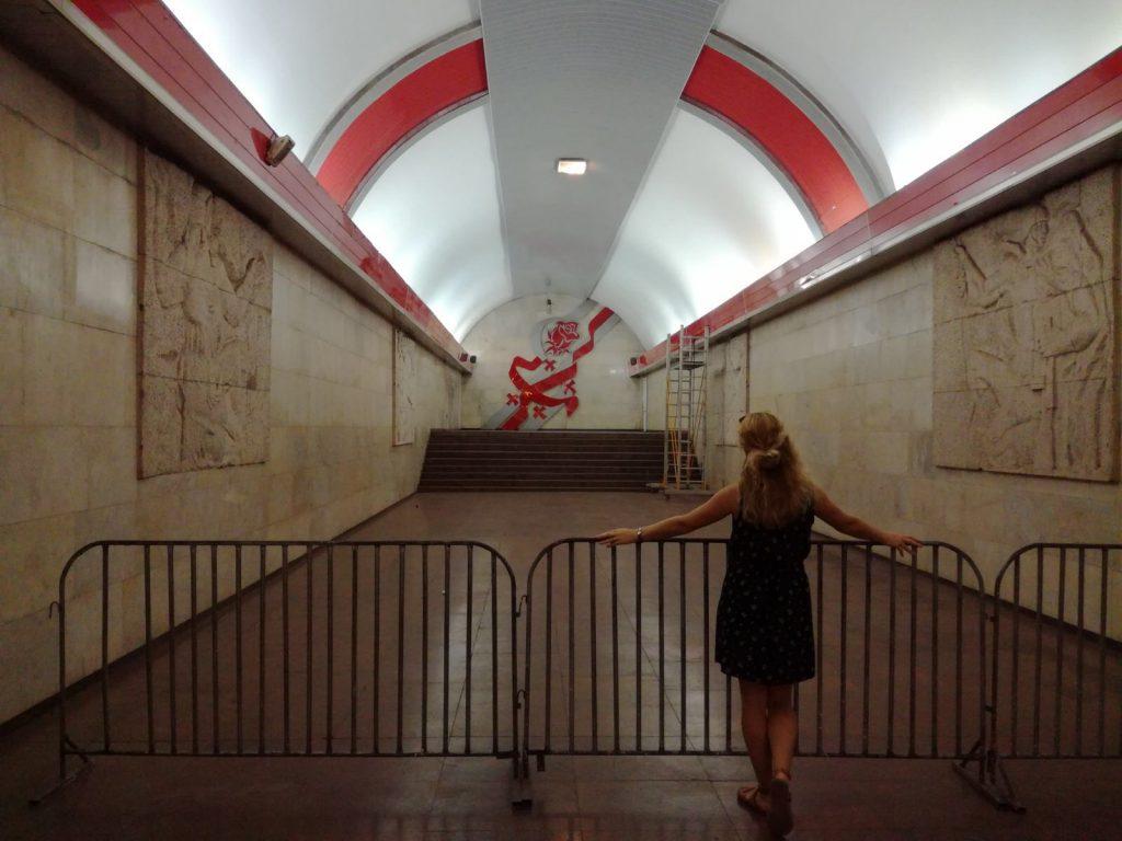 Metro ve Tbilisi