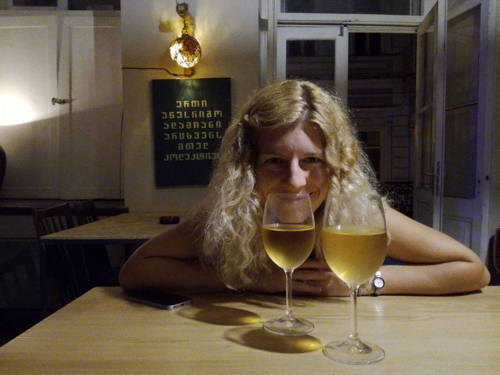 Tsinandali víno