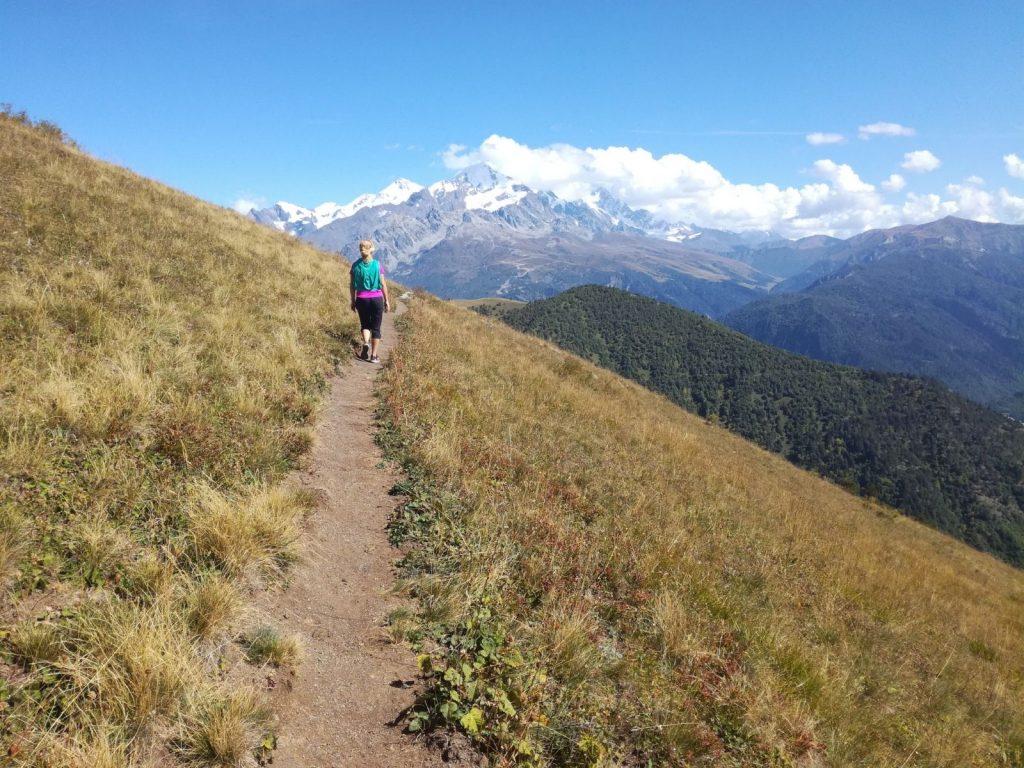 Cestou k hoře Zuruldi