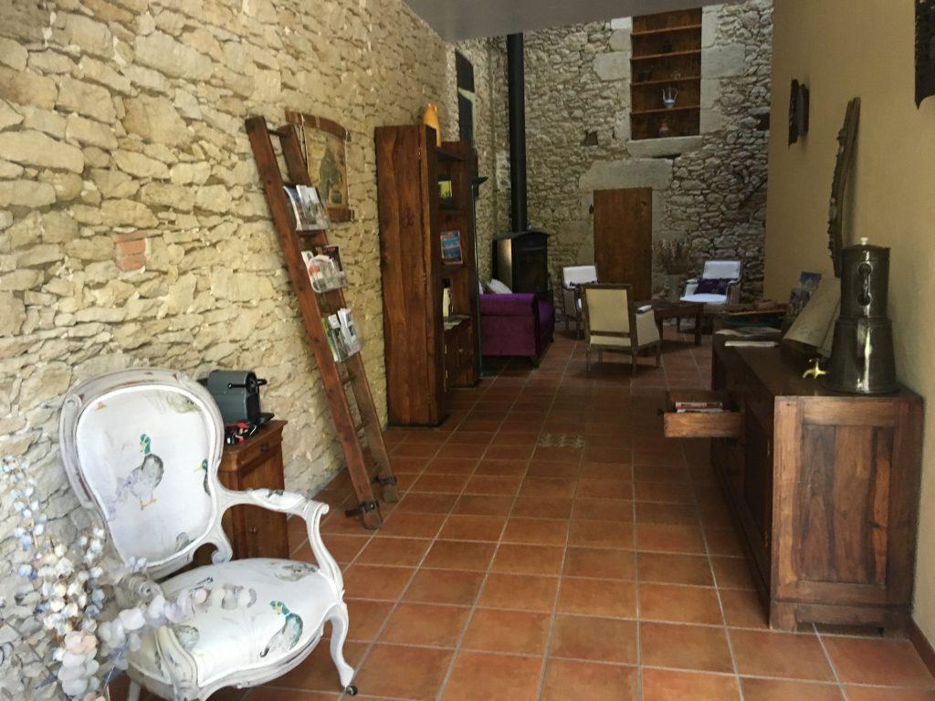 ubytování La Camiranaise