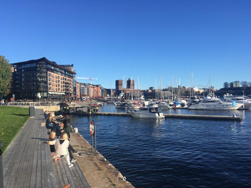 Oslo radnice
