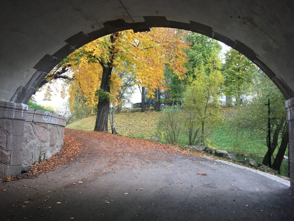 Romantická zákoutí norského hlavního města