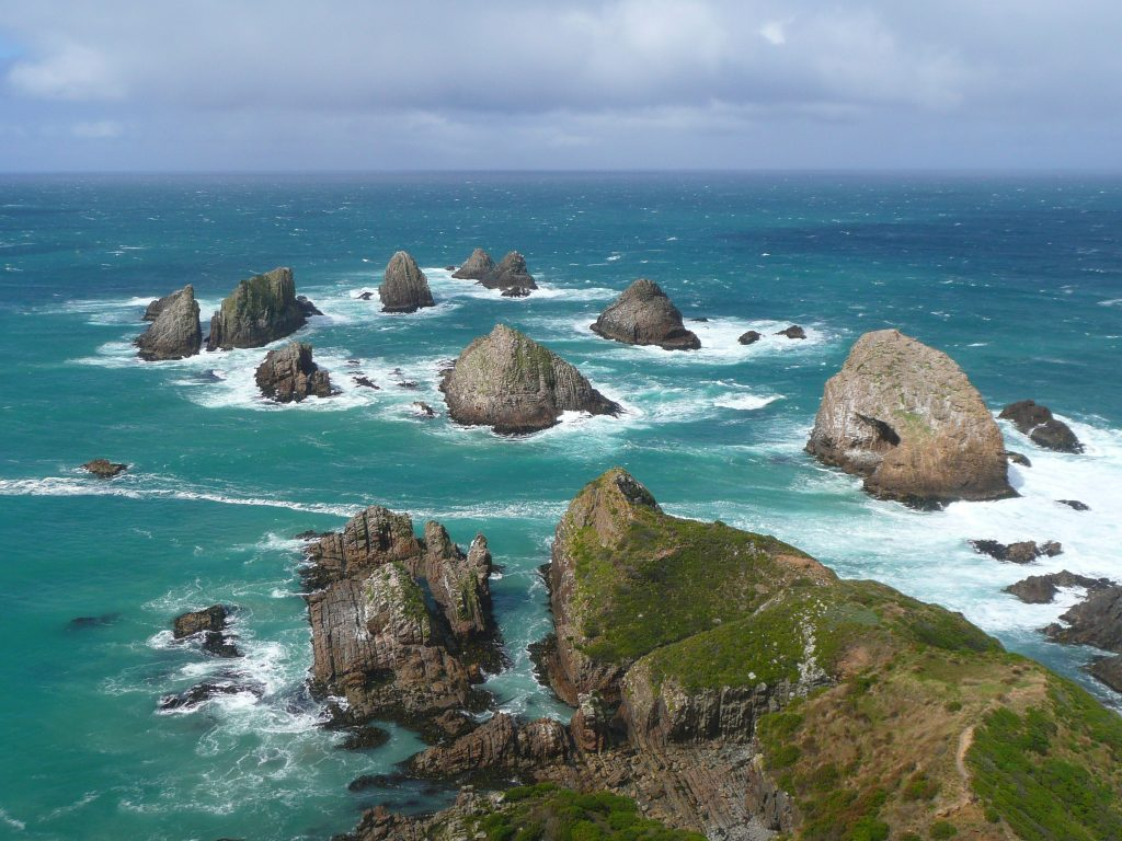Nugget point v Catlins