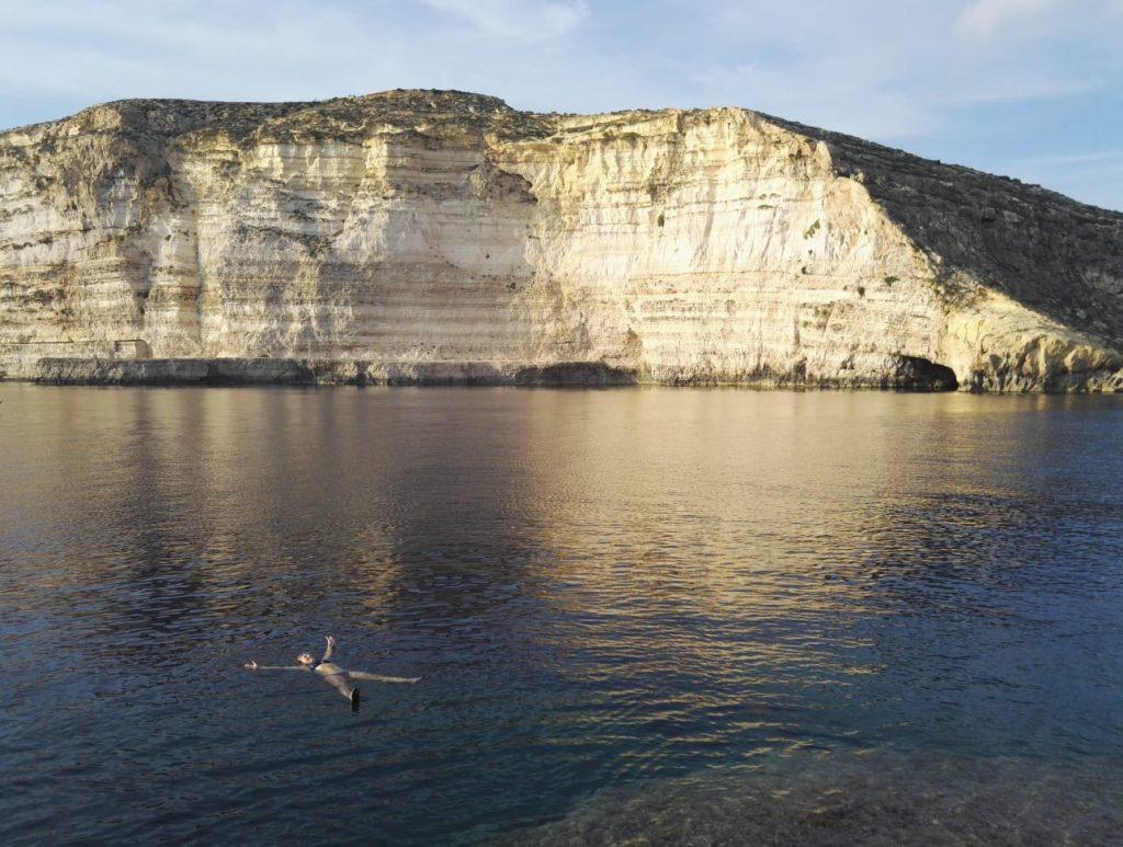 Xlendi - nej koupání, Gozo