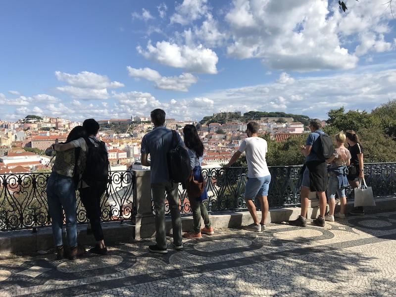 Vyhlídka Sao Pedro de Alcantara
