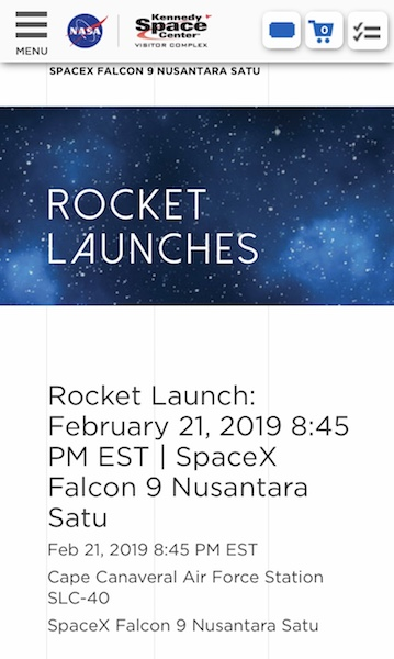 Tenhle start rakety jsme viděli