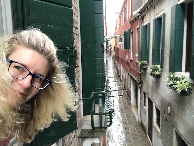 Ubytování v centru Benátek