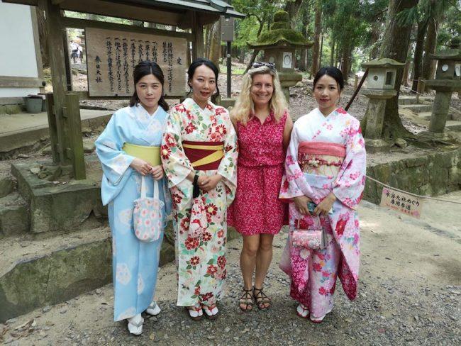 Japonsko - co jsem se v průvodci nedočetla