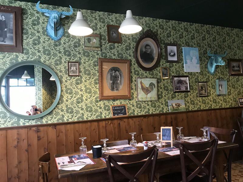 Restaurace Chez Jeanne