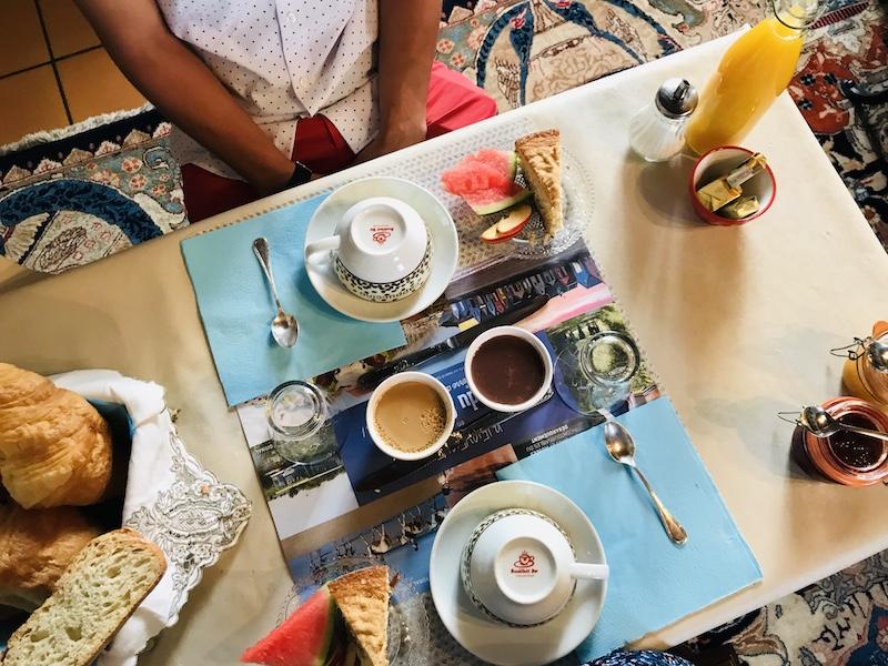 Snídaně v Angoville44