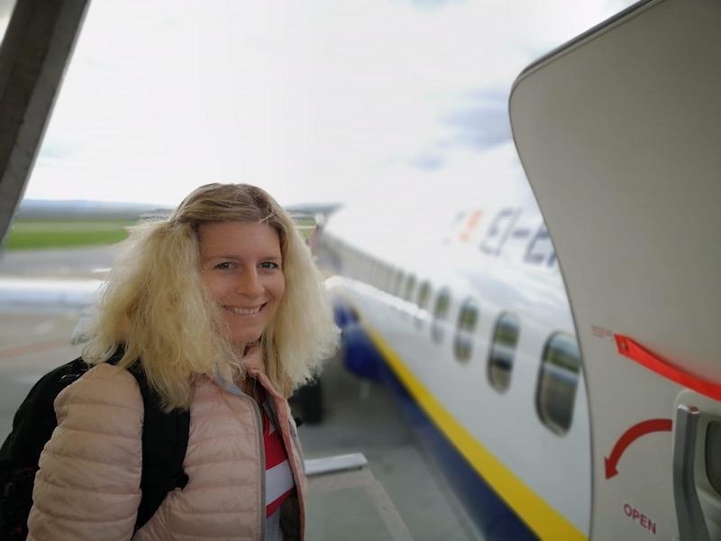 Ani název aerolinky mi nepomohl v hádání, kam letím.