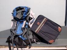 Batoh nebo kufr?