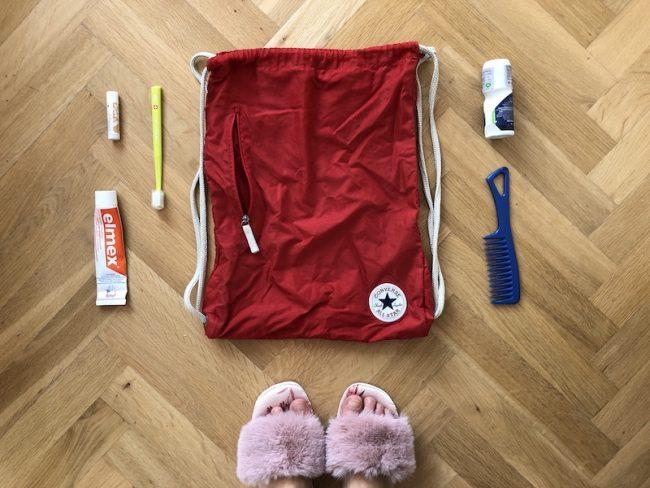 Výlet bez zavazadel a mobilů