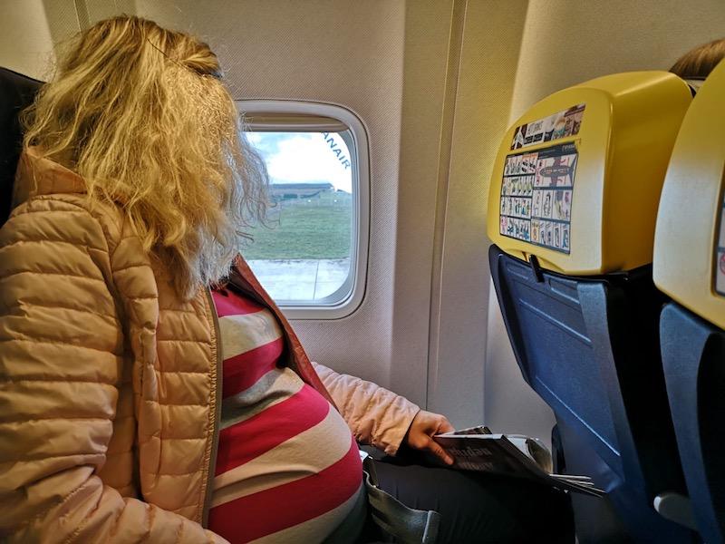 V pátém měsíci těhotenství do Berlína