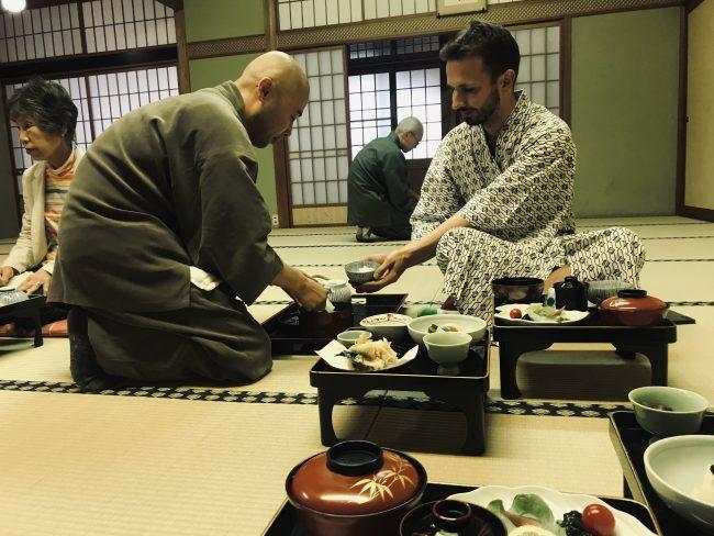 Ubytování v Japonsku