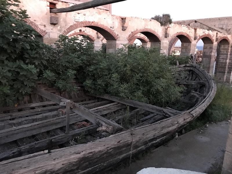 Staré lodě
