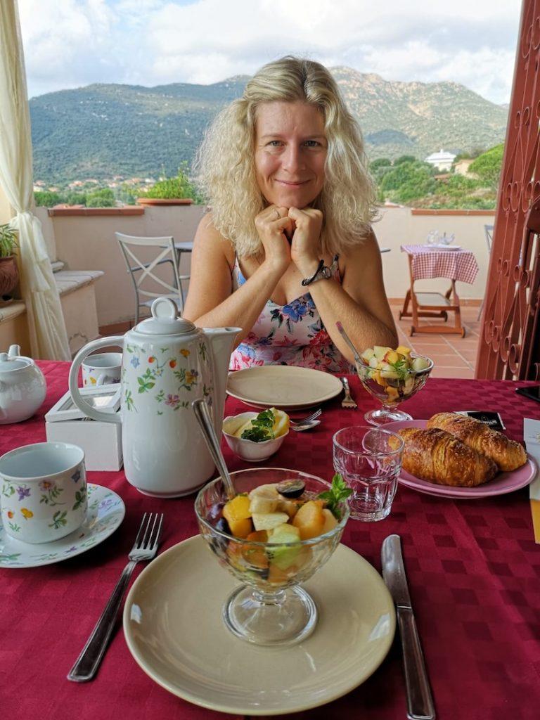 Sardská snídaně