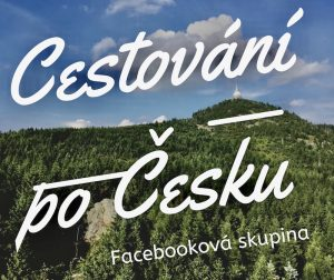Cestování po Česku facebooková skupina