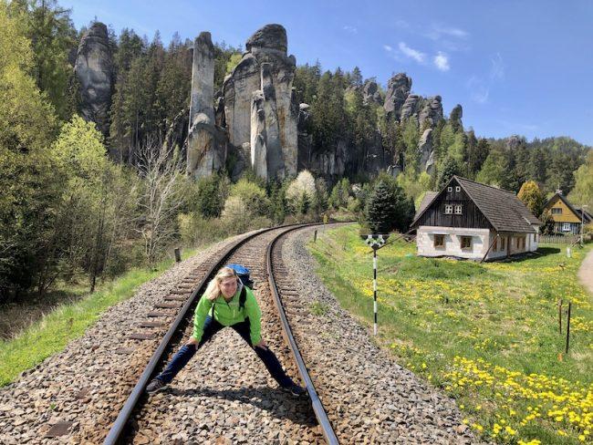 Jak si užít Skalní město Adršpach