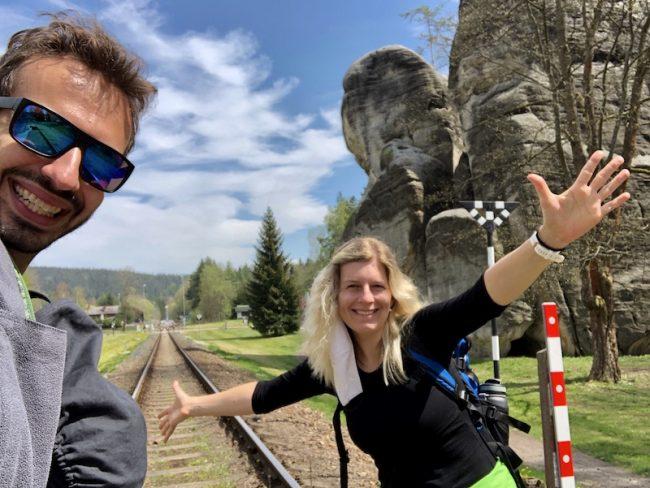 tipy na výlety v Adršpachu