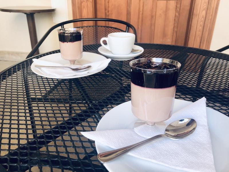 Zámecká kavárna v Průhonicích
