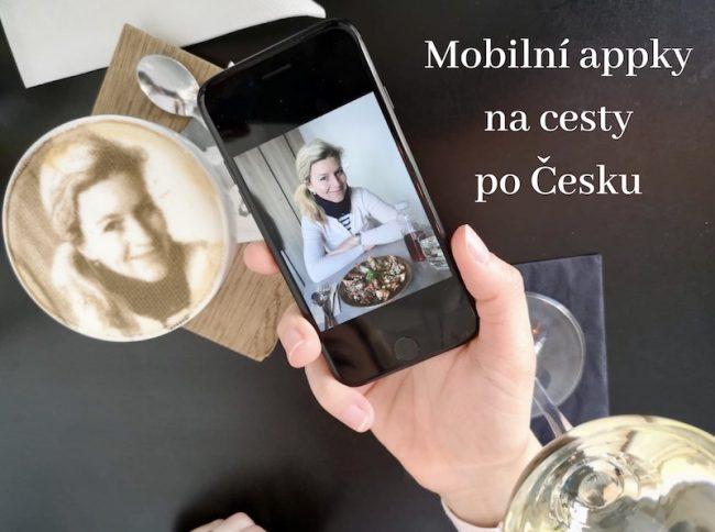 Mobilní aplikace na cesty po Česku