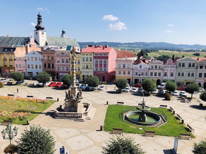 Broumovské náměstí