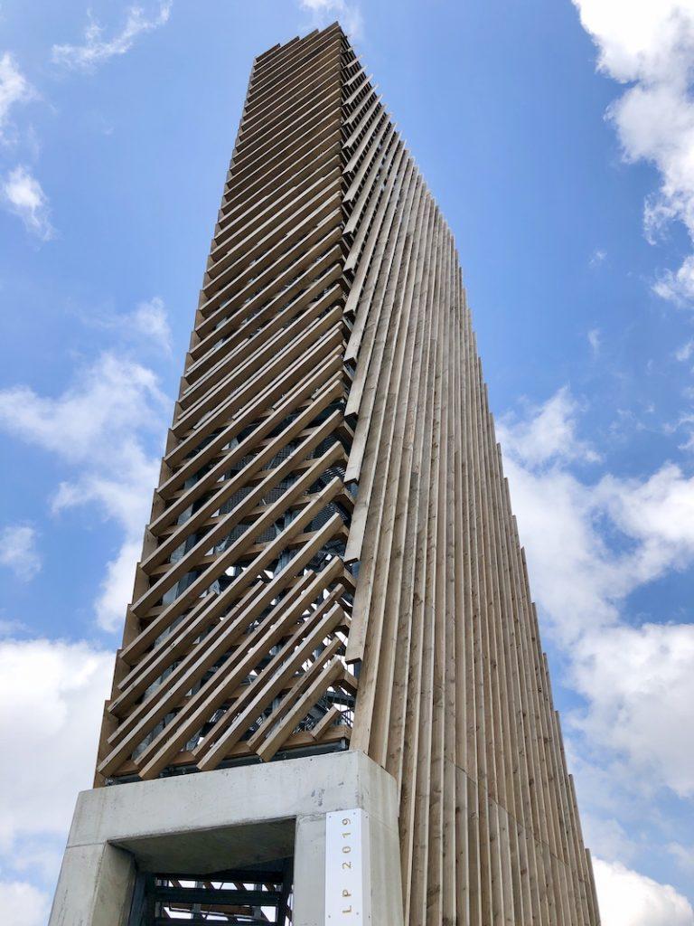 Moderní architektura je to