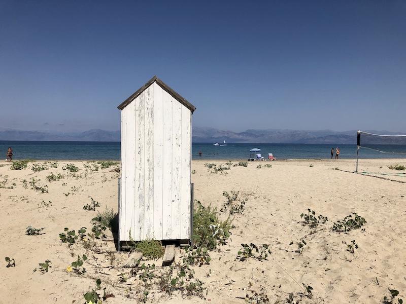 Astrakerí beach