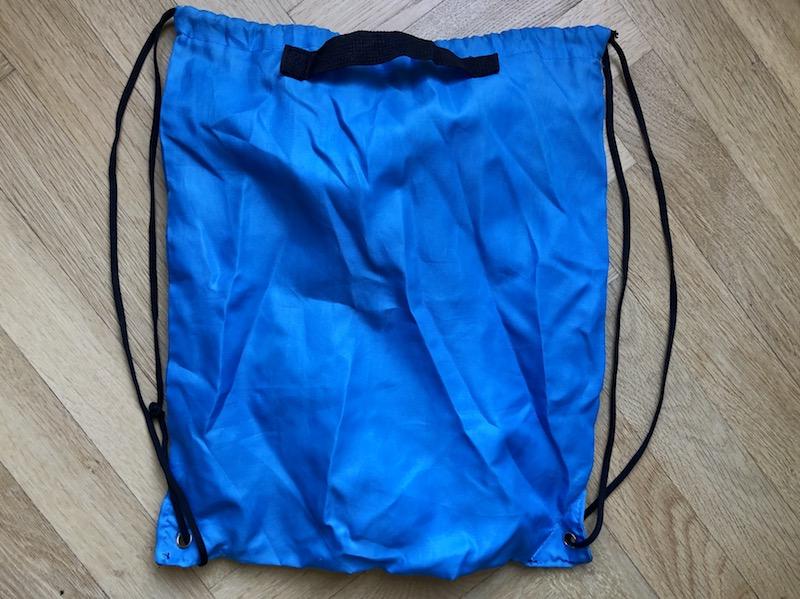 Praktický batoh se šňůrkami