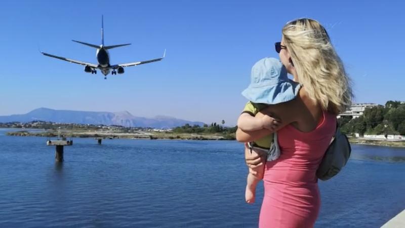 Přílety letadel na Korfu - Kerkyra Airport