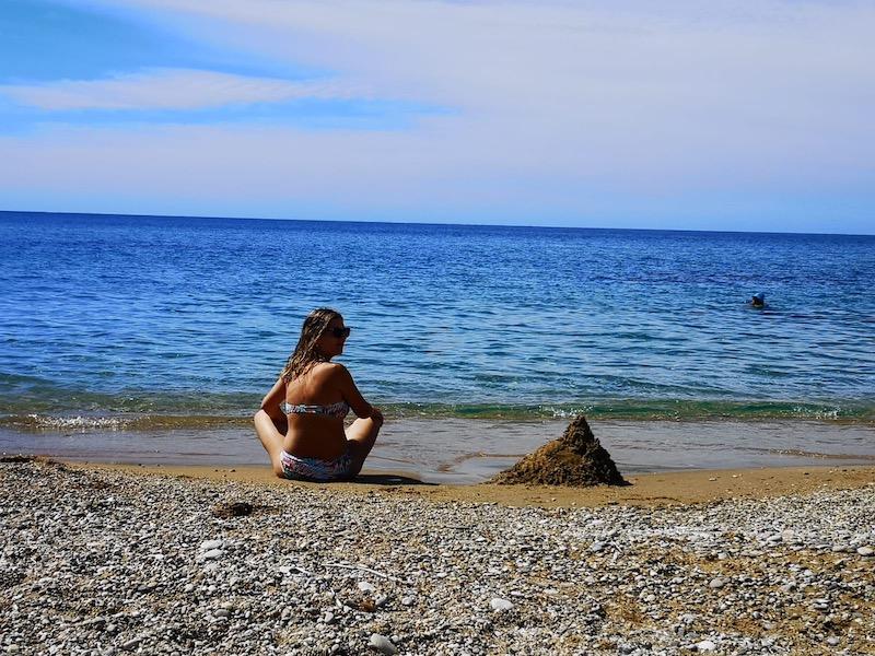 Klídek na Korfu