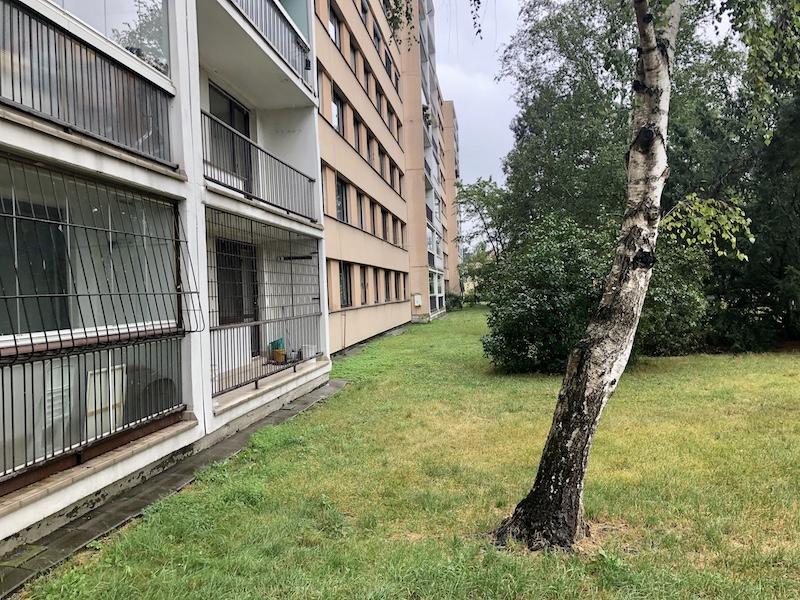 Na prohlídce bytu na Pankráci