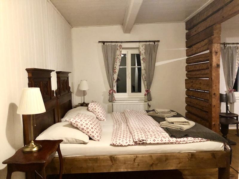 Náš pokoj, jedna část