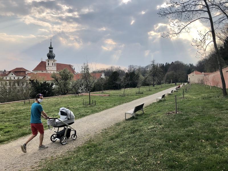 Zahrady Břevnovského kláštera