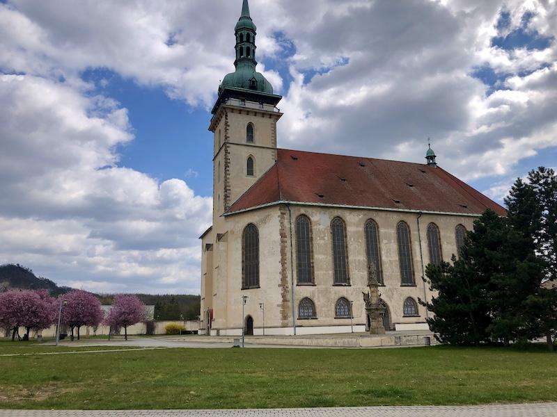 Mostecký kostel