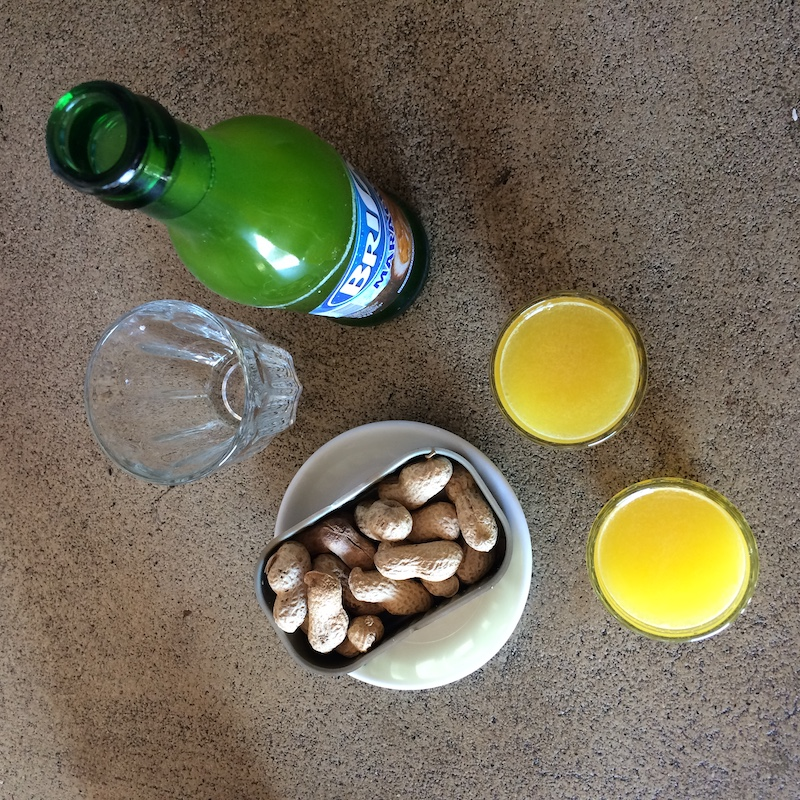 Brisa maracuja - nejlepší soft drink z mučenky