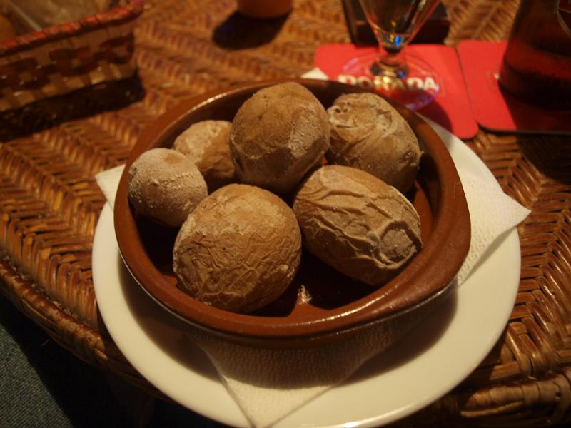 Patatas Arrugadas Tenerife
