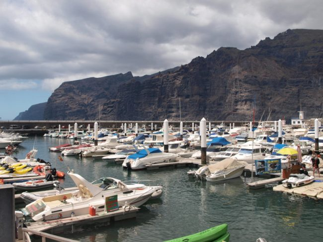 Tenerife Kanáry