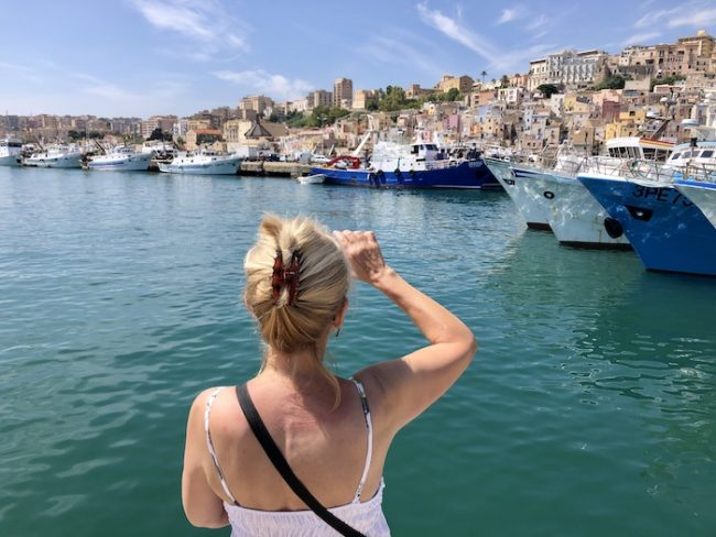 Sicílie na týden